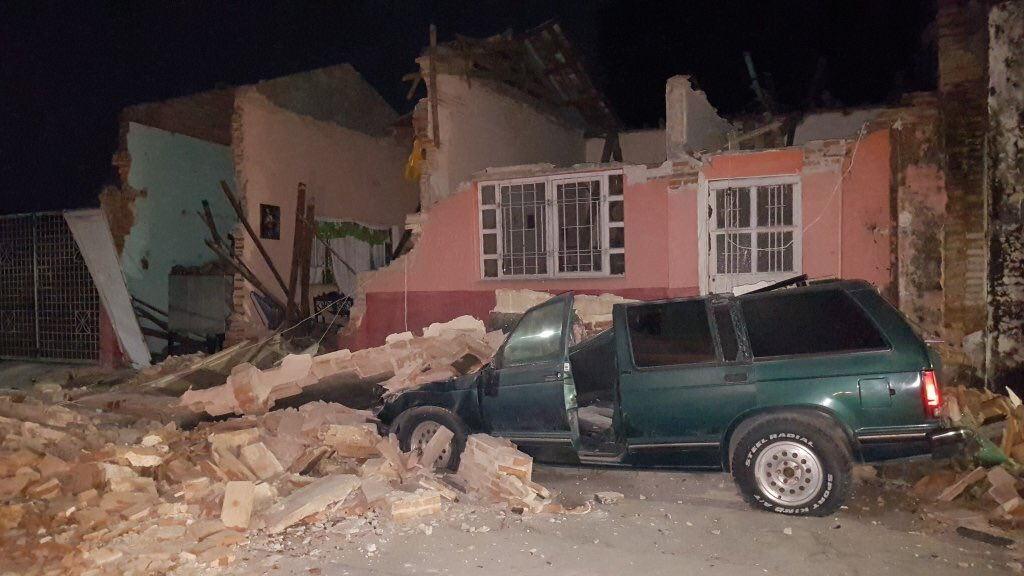 Terremoto Oggi in Messico M8,1, almeno 15 vittime, ingenti danni