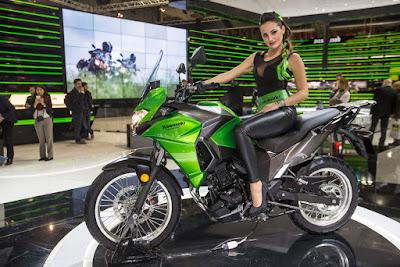 2017 Kawasaki Versys-X 300 Hd Pics