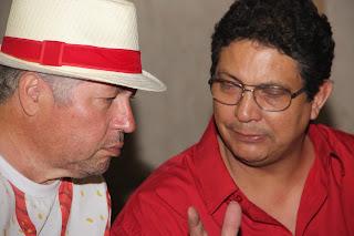 Márcio Poeta e Francisco