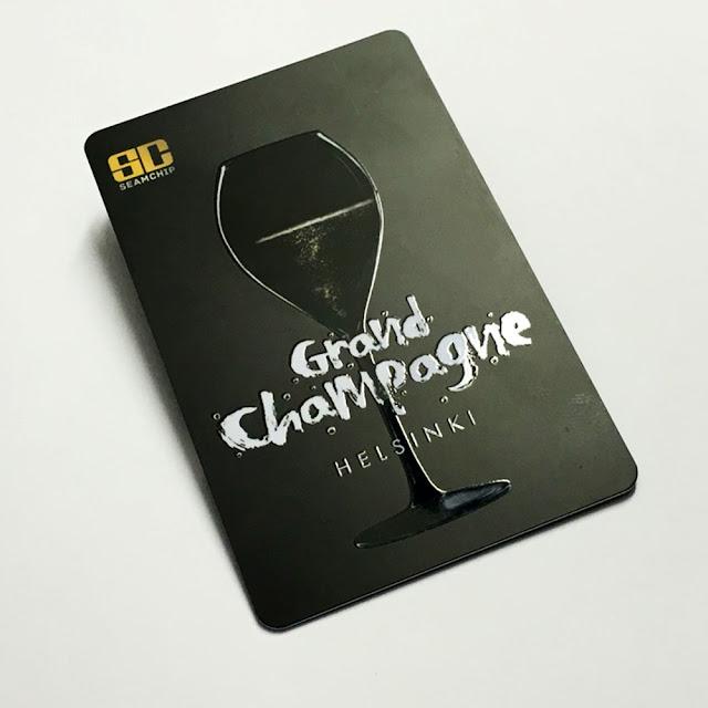 Grande Champagne Digilipuke - www.blancdeblancs.fi
