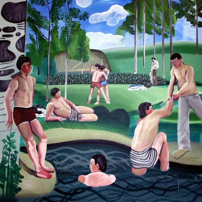 Испанский художник. Juan de la Rica