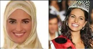 Ratu Kecantikan Republik Ceko Putuskan Jadi Muallaf