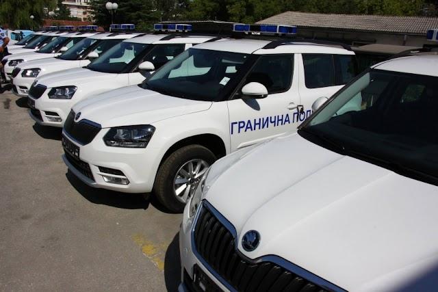 Czechia donates 25 police vehicles to Border Police