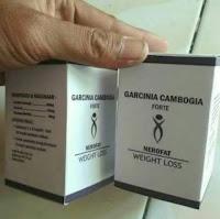 Suplemen Herbal Diet Penurun Berat Badan Asli Garcinia Cambogia Forte Obat--Pelangsin-G Herbal