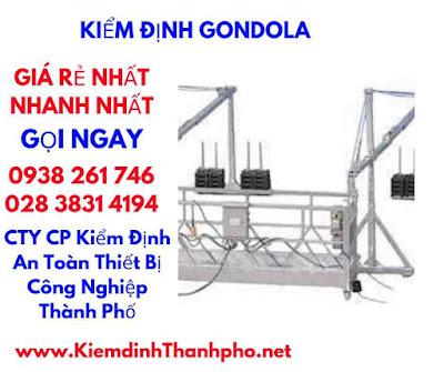 tiêu chuẩn an toàn gondola