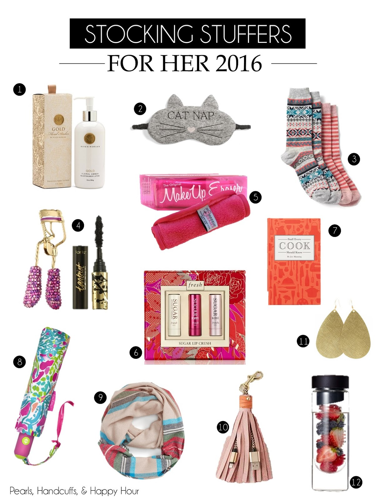 Pearls, Handcuffs, and Happy Hour: Gift Guides & Stocking Stuffers ...