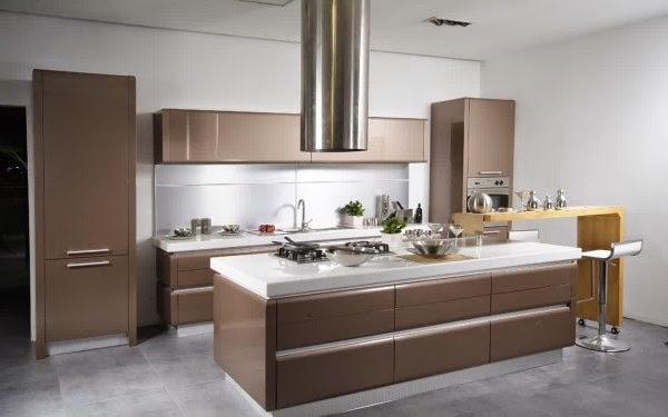 Desain dapur sederhana yang moderen dan nyaman
