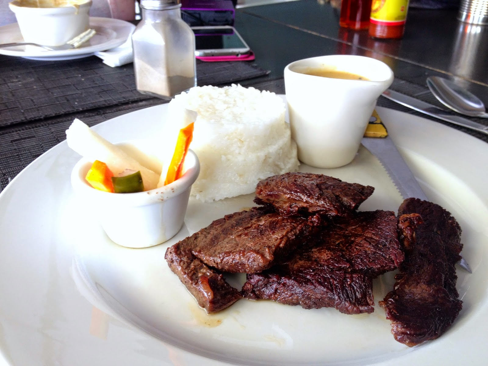 Angus Steak, steaks in Cebu