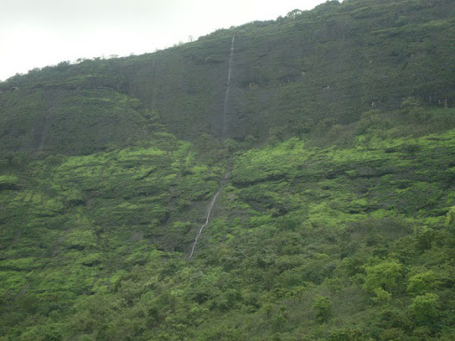 Pune waterfall