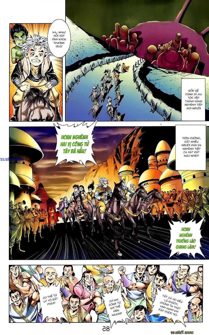 Cơ Phát Khai Chu Bản chapter 111 trang 27