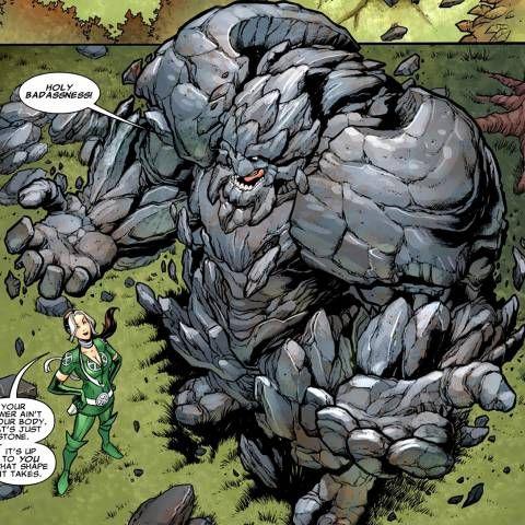 Rockslide Marvel