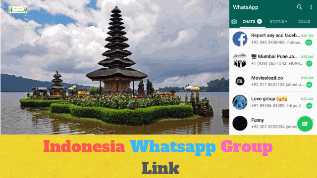 100+ Best Indonesia Whatsapp Group Link List Collection