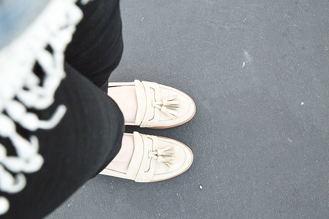 Spring Style: JustFab Joss Loafers