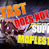 WTFast Does Not Support Maplestory