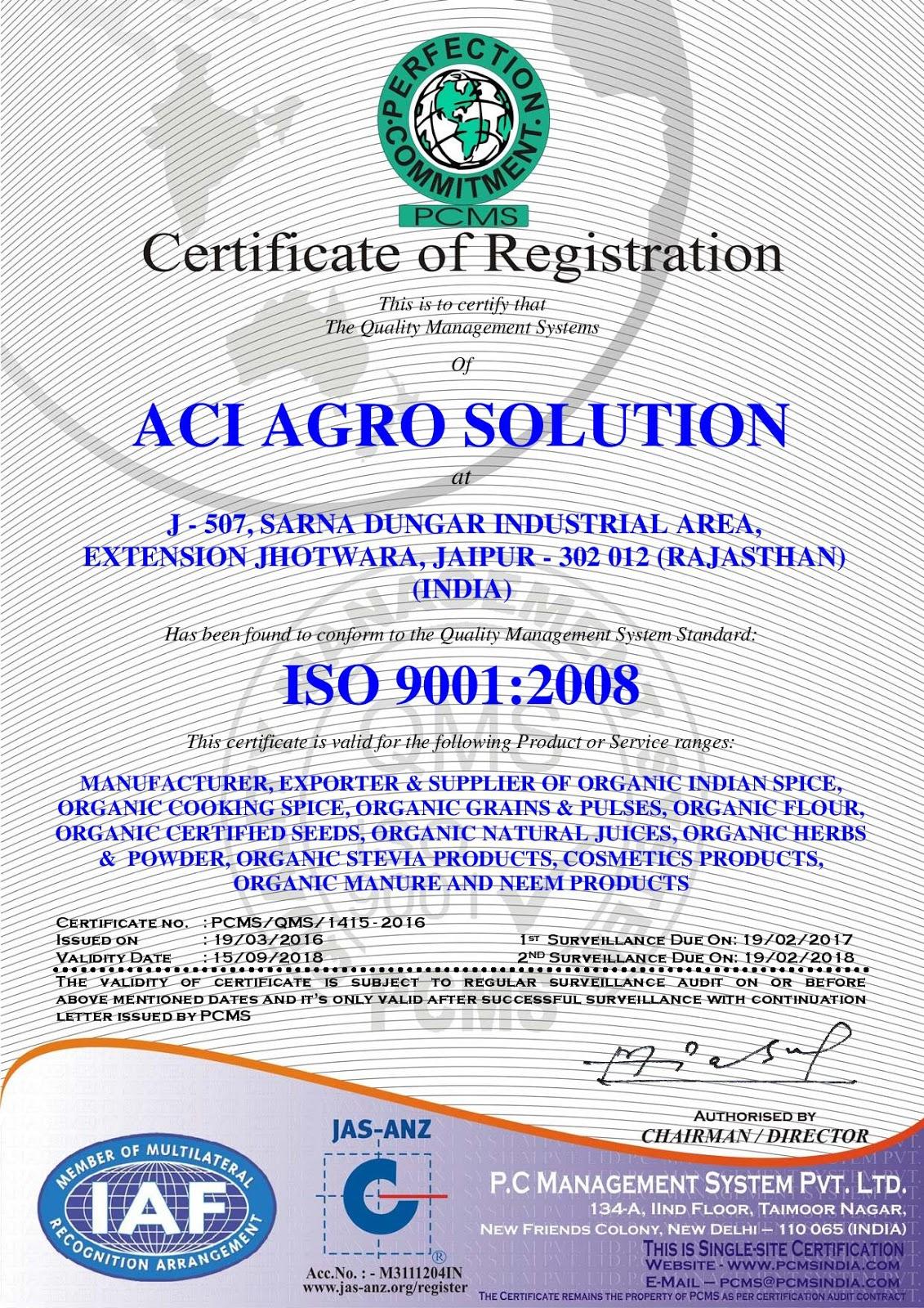 Stevia cultivation aci agro solution certificate aci agro solution xflitez Images