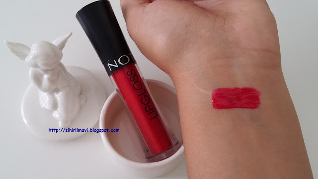 blog, blogger, note kozmetik, gloss, russian red