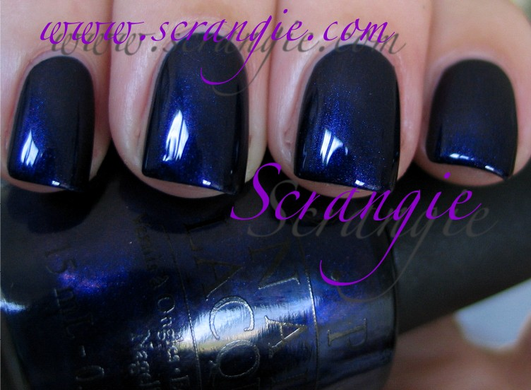 Scrangie Opi Russian Collection Fall 2007