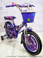 16 Inch Family Glamour Kids Bike