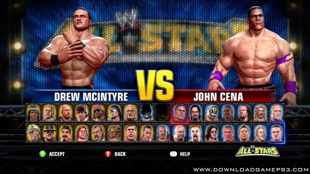 wwe all star pc game free download