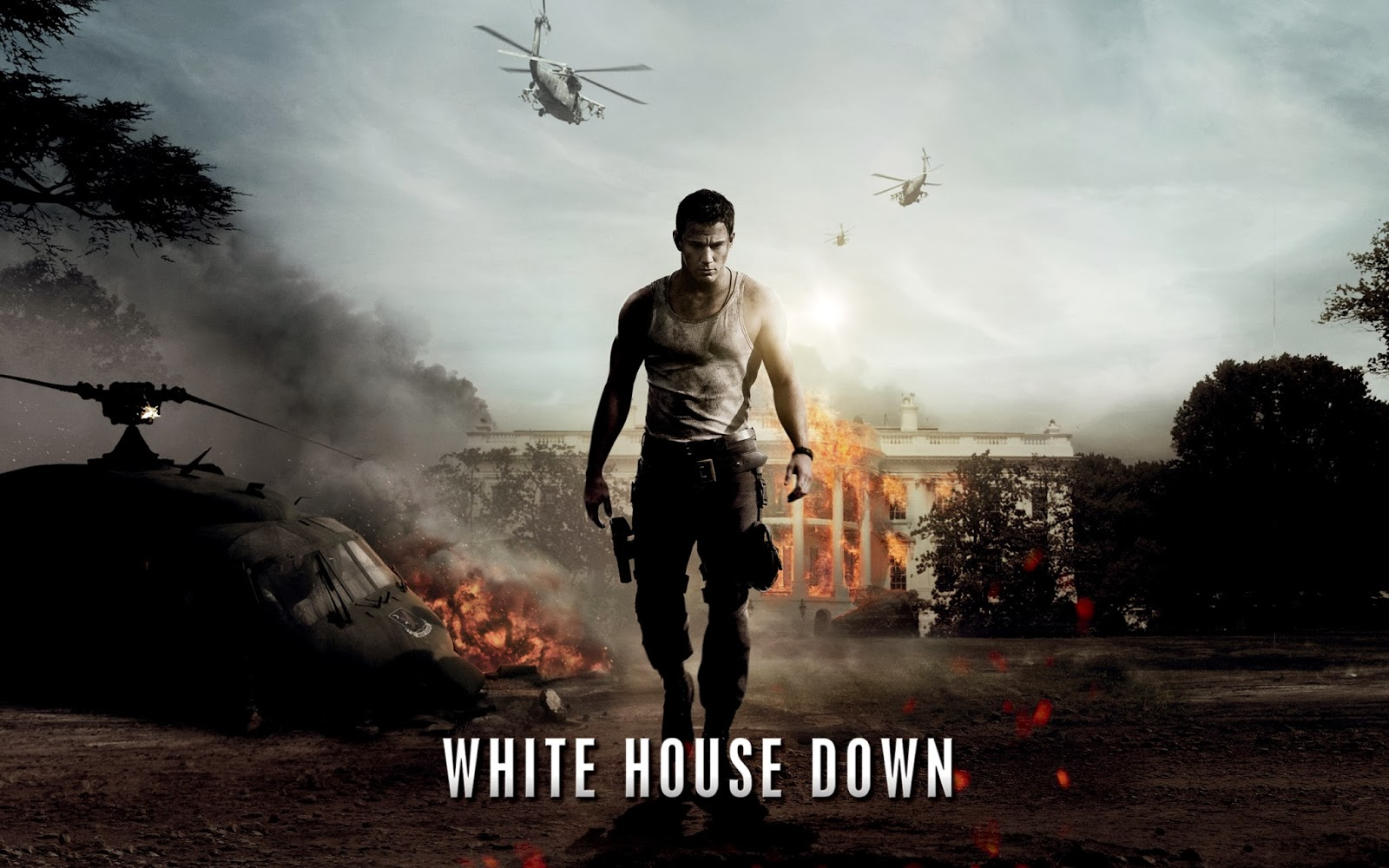 Susan Heim on Parenting White House Down BluRay Giveaway