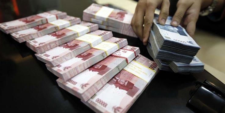 Uang. Ilustrasi