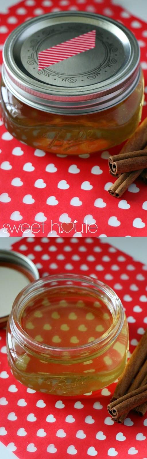 essentail oils massage diy project spa gift cinnamon bun scent