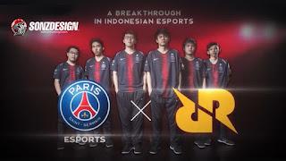 RRQ join PSG Esports