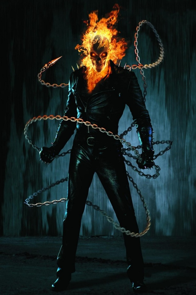 Ghost Rider Hd Mobile Wallpapers For Your Smart Phone
