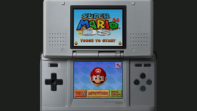 Mañana llega Super Mario 64 DS y Super Street Fighter 2 a la e-Shop