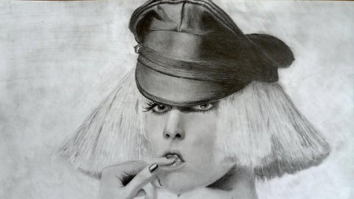 Рисунки карандашом. Q-Le 3