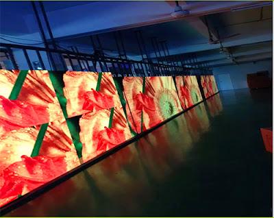 Cung cấp, lắp đặt màn hình led p4 trong nhà tại Vũng Tàu