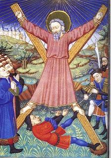 Simbol crucea Sfantului Andrei