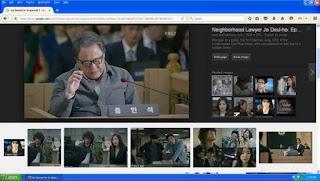 Membicarakan Dua Drama Korea Terbaru yang Masih Saya Tonton Bagaikan Mau Nonton Bola
