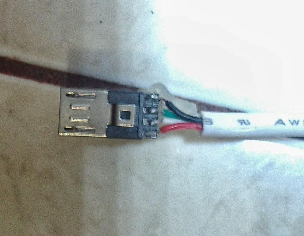 Aneka Info Teknik Cara Memperbaiki Kabel Data Micro Usb