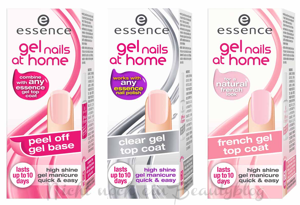 nicht noch ein beautyblog preview essence gel nails at home geln gel zum selbermachen. Black Bedroom Furniture Sets. Home Design Ideas