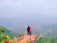 Wisata Pabangbon, Panorama Indah di Bogor Bak Negeri Dongeng