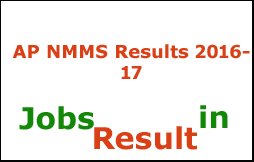 AP NMMS Results 2016-17