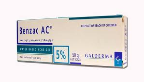 Benzac AC 2.5% และ 5%