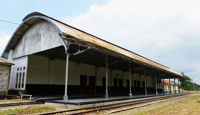 Emplasemen Stasiun Purworejo