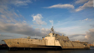 USS Grabielle Giffords (LCS 10)