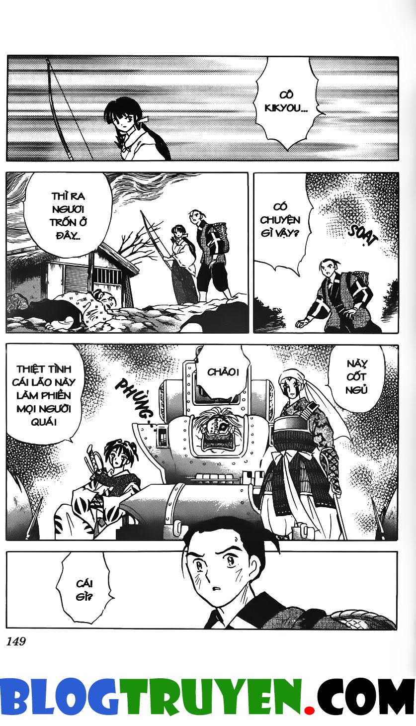 Inuyasha vol 25.8 trang 18