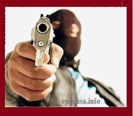 Lo asesinan por resistirse al asalto