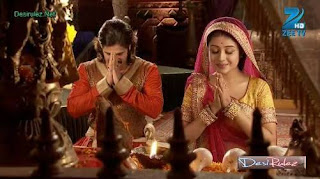 Jodha Akbar Episode 257--258--259 Update on Monday 17th July 2017