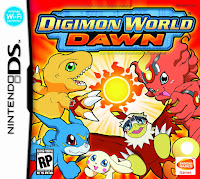 Digimon World Dawn - PT/BR