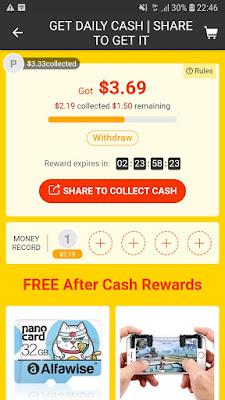 cara mendapatkan belanja gratis