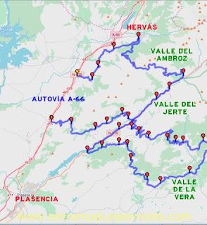 Los tres valles