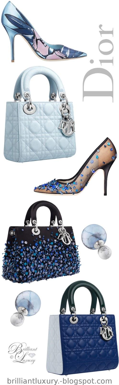 Brilliant Luxury ♦ Dior accessories ss 2015