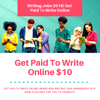 Writing Jobs 2018 | Get Paid To Write Online