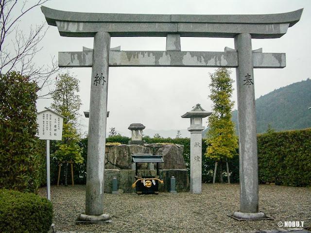 熊野本宮大社(和歌山)末社・産田社