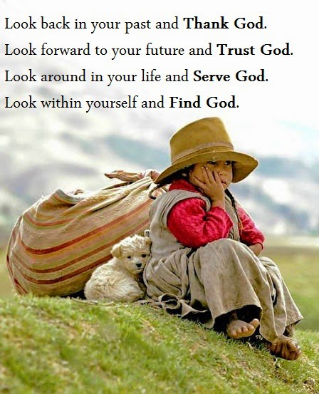 Look Within Yourself And Find God Quotes And Sayings